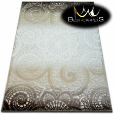Acrylic Floral Rectangle Rugs