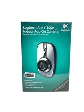Logitech Alert 700n Indoor Add-on Camera With Night Vision Network Surveillance