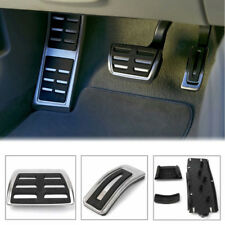 AUDI A4 S4 A5 A6 Q5 S5 A7 Foot Rest Fuel Brake Pedal Plate Cover Set