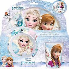 Disney Frozen la Reine des Neiges Enfants Gobelet Assiette Bol Petit Déjeuner