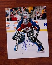 GFA Colorado Avalanche * PATRICK ROY * Signed 11x14 Photo PROOF COA