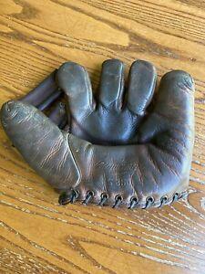 """Rawlings G350 Kirby """"Hig"""" Higbe Leather Glove Rare"""