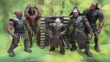 New listingLord Of The Rings Loose Action Figure - Orks And Uruk Hai Job Lot Bundle