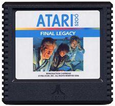 Final Legacy - Atari 5200 Game - New!