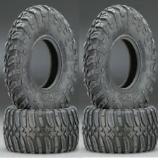 """New Axial SCX10 AX10 Rock Crawler 1.9"""" Tires Ripsaw R35 Compound (4) AX12016"""