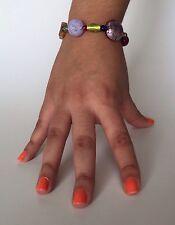 Antica Murrina Fanny--Handmade Multicolor Murano Glass  Bracelet