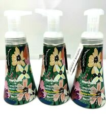 Method Minted Limited Edition Foaming Hand Wash In Bloomy Bouquet (Sold 3 pack)