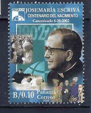 PANAMA STAMP 2003 -JOSE MARIA ESCRIVÁ- SCOTT #918 MNH OG