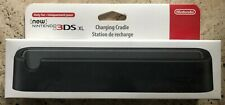 Station de recharge noire new nintendo 3DS