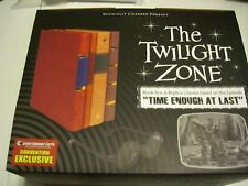 Twilight Zone Henry Bemis Book Replica  Convention Exclusive  SDCC 2013 Ltd Ed