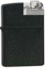 Zippo 236 black crackle cigar Lighter with PIPE INSERT PL