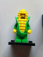 Lego Minifiguren: Serie 17, Nr. 4 Mann in Maiskolben + Beipackzettel  #1148
