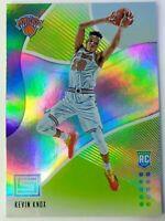 2018-19 Panini Status Green Kevin Knox Rookie RC #134, New York Knicks