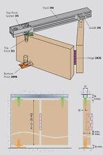 Henderson Bifold Folding Door Track B10/2 (Openings up to 1067mm)