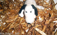 2KG AUST (SAFE!!!) PIG EAR STRIPS. AIR-DRIED. Great Value! Healthy Treats/Chews!
