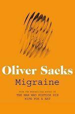 Migraine, Oliver Sacks, New
