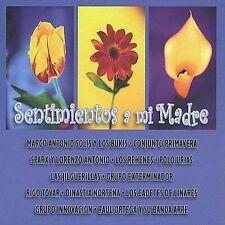 Various Artists : Sentimientos a Mi Madre CD