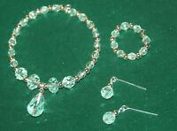 Sparkling Crystal Jewelry Set: Miss Revlon, Cissy doll