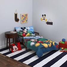 Disney 3 Piece Toddler Bedding Set, Mickey Mouse Playhouse - See details