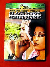 Black Mama White Mama DVD Mint OOP AIP blaxploitation Pam Grier Margaret Markov