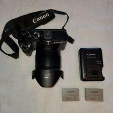 Canon PowerShot G3 X 20.2MP Digital Camera - Black - Mint Condition
