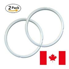 Pack of 2Silicone Sealing Rings For Instant Pot IP-DUO60 IP-LUX60 IP-DUO50