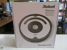 iRobot - Roomba 670 Vacuum Cleaning Robot ( LOT 1504)
