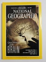 National Geographic Vol.187 No.6 June 1995 The Quiet Miracles of the Brain