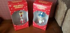 Two boxes of Christopher Radko Ornaments Target Holiday Celebration NIP - lot 3