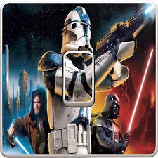 Interruptor de luz de Star Wars Stormtrooper Vinilo Pegatina Calcomanía Para Dormitorio De Niños #51