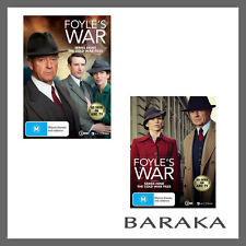 FOYLES Foyle's WAR Complete Collection Seasons 8 & 9 DVD set  R4