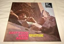 Eastwood Rides Again by The Upsetters (Vinyl LP, Sealed, Colored)