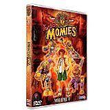 TURBO MOMIES Vol 1 - DIC ENTERTAINMENT - DVD