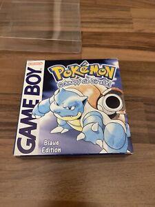 Pokémon Blaue Edition (Nintendo GameBoy | OVP | PAL | Top)
