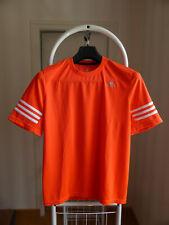 Tee-shirt Adidas Femme Taille L orange fluo