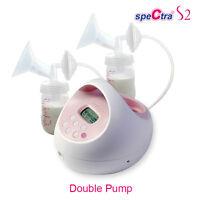 (OPEN BOX) Spectra S2 Plus - DOUBLE - Hospital Grade Electric Breast Pump -