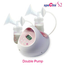 (OPEN BOX) Spectra S2 Hospital Grade DOUBLE Electric Breast Pump - FREE SHIPPING
