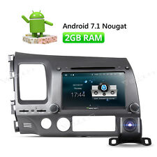 Eonon Car Stereo for Honda Civic 2006-2010 Radio Android 7.1 Sat Navi GPS OBD2 E