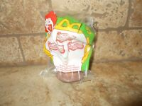 McDonald's Happy Meal The Jungle Book #5 Toy, Kaa, 1997, New (A02)