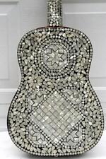 Inlaid Pearl Acoustic Guitar