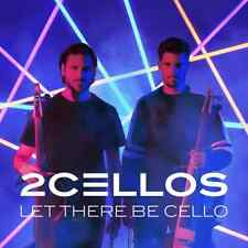 2CELLOS - Let There Be Rock CD *NEW* 2018