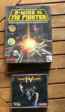 Star Wars, X-WING vs. TIE-Fighter, Wing Commander 4, PC