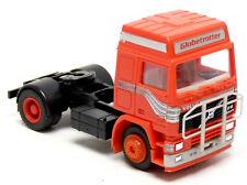 Albedo Volvo F12 SZM Sattel Zugmaschine LKW rot neutral rF Modell 1:87 H0
