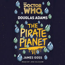 Doctor Who: The Pirate Planet: 4th Doctor Novelisation [Audio] by Douglas Adams