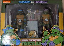 NECA Teenage Mutant Ninja Turtles Leonardo/Donatello (PLEASE READ DESCRIPTION)