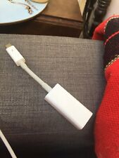 apple thunderbolt cable