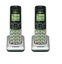2 x Vtech DECT 6.0 CS6409 Accessory Handset for Vtech CS6419, CS6428 or CS6429
