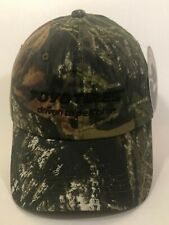 TOYO TIRES DRIVEN TO PERFORM CAMOFLAUGE CAP HAT MOSSY OAK STRAP-BACK