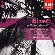 Georges Bizet : Pearl Fishers, The (Chorus & Orchestra National Opera Paris) CD