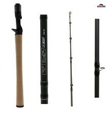 "7' 3"" ~ 13 Fishing Omen Black Heavy Casting Rod ~ New"